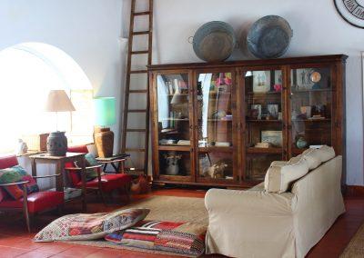 Sesmarias Turismo Rural & Spa Sala de Estar